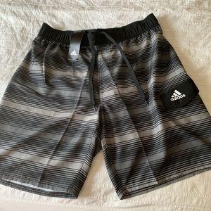 adidas Swim Shorts - NWT!